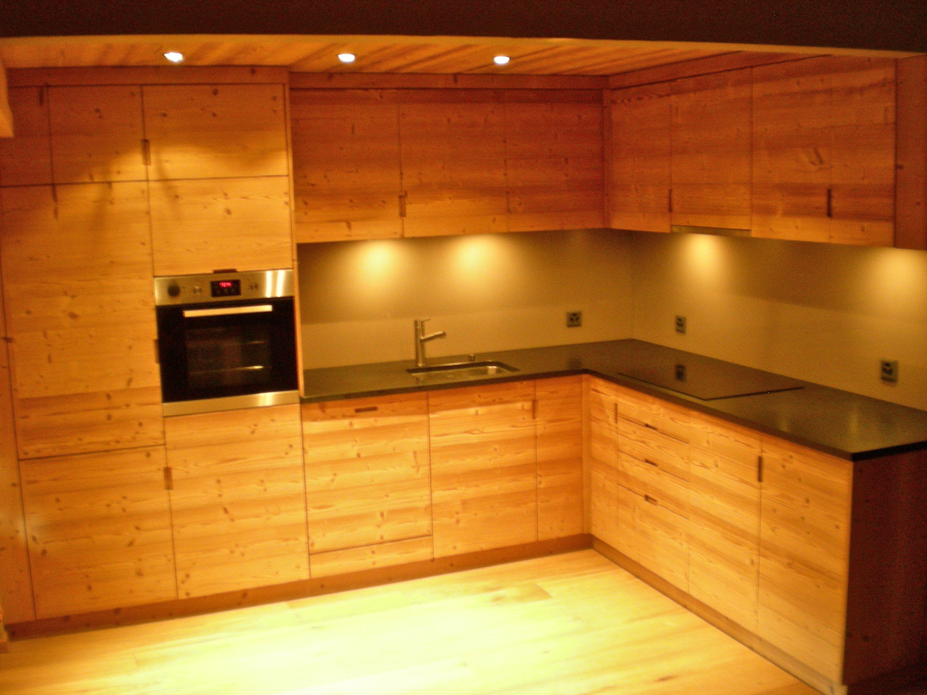 Transformation d'un appartement à Plans-Mayens, Crans